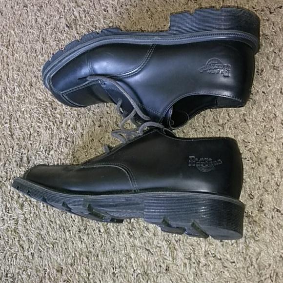 Dr. Martens Other - Rare Dr. Martens Derby shoes